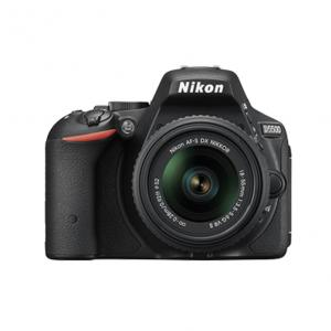 Nikon D5500 Touch Screen DSLR with Built-in WiFi