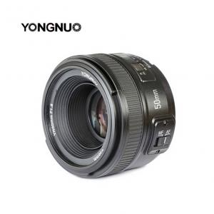 Lens Yongnuo YN 50mm f/1.8 for Nikon F Mount