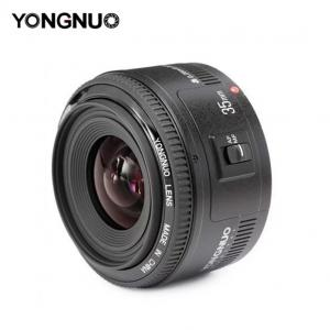 Lens Yongnuo YN 35mm F2 for Canon EF Mount