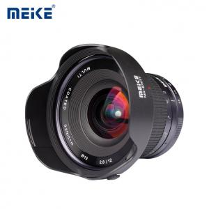 MEKIE 12mm F/2.8 Wide Angle Lens for Fujifilm X-Mount